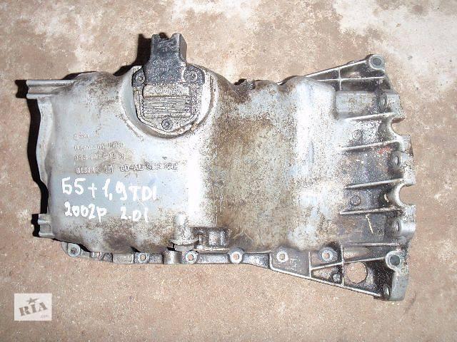купить бу Поддон масляный Volkswagen B5, 1.9tdi, 2002, 06B103603N в Львове
