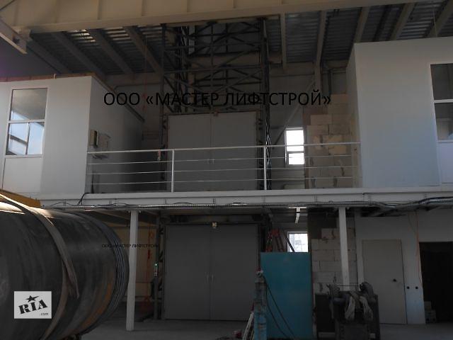 продам Подъемник клетьевой грузовой, подъемник нестандартной конструкции    бу в Прилуках (Черниговской обл.)