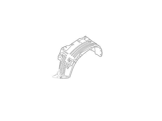 продам Подкрылок передний локер Nissan Armada Titan Pathfinder Infiniti QX56 бу в Киеве