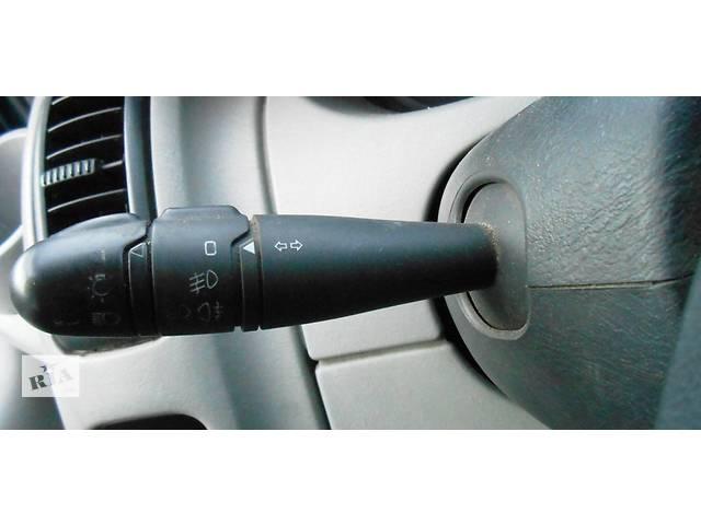 купить бу  Подрулевой переключатель Renault Trafic 1.9, 2.0, 2.5 Рено Трафик (Vivaro, Виваро) 2001-2009гг в Ровно