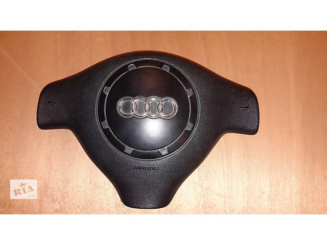 купить бу Подушка безопасности,руль, airbag audi a3 (8l) 96-03 оригинал в Черкассах