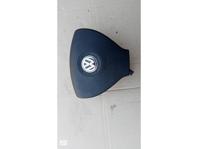 купить бу Подушка безпеки в руль для фольксваген кадді 2004-2010 рік Б/у подушка безопасности для Volkswagen Caddy 2004, 2010 в Яворові