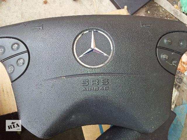 купить бу  Подушка безопасности для легкового авто Mercedes E-Class 210 в Львове