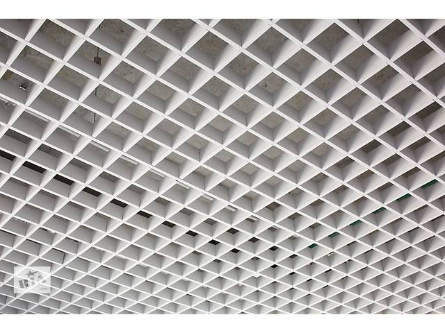 купить бу Подвесной потолок Грильято в Киеве
