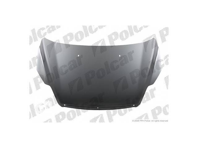 купить бу Polcar 320503 капот FORD FOCUS II (DA_) 01.08-12.10 в Луцке