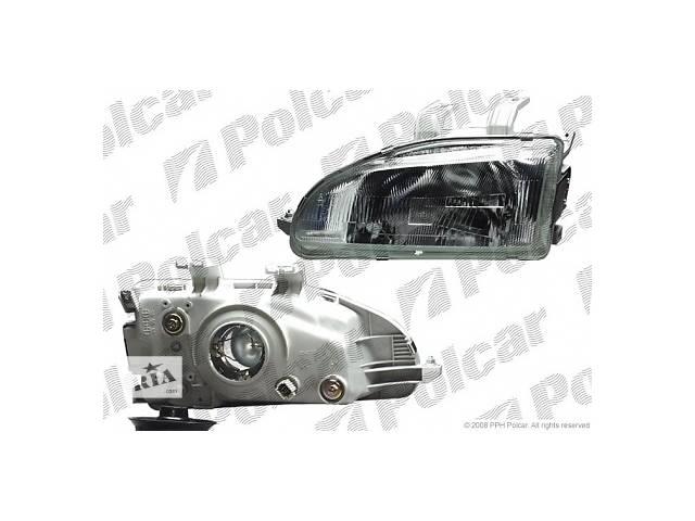 бу Polcar 380710-E Фара основная правая сторона TYC тип лампы=H4 ручной ECE HONDA CIVIC HB/купе (EG/EJ) в Луцке