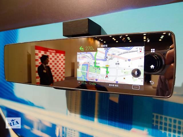 бу Полезный прибор.Зеркало видеорегистратор Car DVR Mirror + видео обзор в Киеве