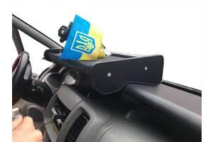 Полка на панель (2003-2010) Renault Trafic 2001-2015 гг. / Полки на панель Рено Трафик