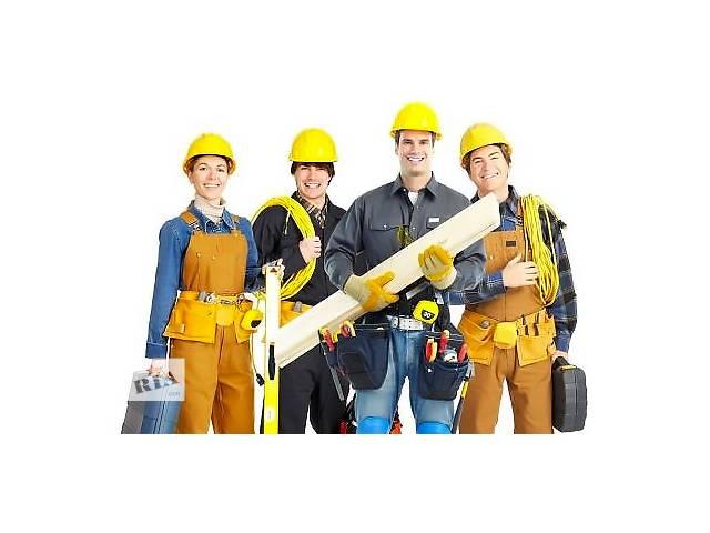 купить бу Полный спектр строительных работ  в Украине