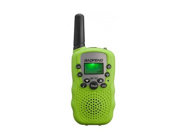 Портативная рация Baofeng MiNi BF-T2 PMR446 Green (MiNiBFT2_G)