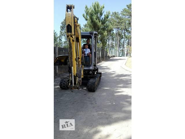 бу Услуги мини экскаватора в Виннице