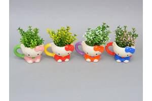 Цветы искусственные Hello Kitty SKL11-209177
