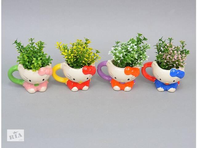 Цветы искусственные Hello Kitty SKL11-209177- объявление о продаже  в Одессе