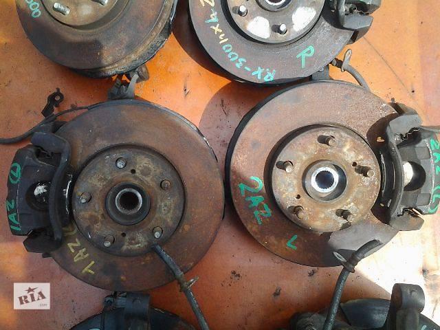 купить бу Поворотный кулак Toyota Camry 40, 2006-2012 год, 2.4 бензин. в Киеве