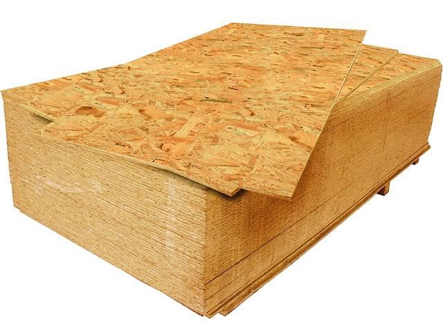 Предлагаем плиты ОСБ влагостойкие 6мм, 8мм, 10мм, 12мм, 15мм, 18мм, 22мм размером:2,5*1,25- объявление о продаже  в Херсоне