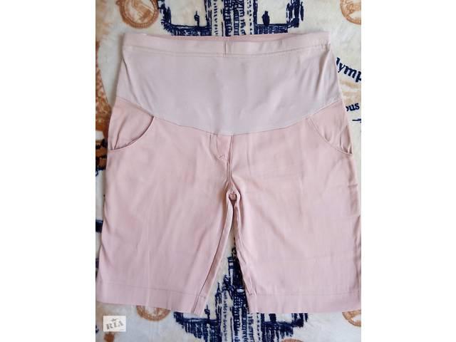 купить бу Шорты для беременных Genika Mamy (есть замеры), р-р 34 в Одессе