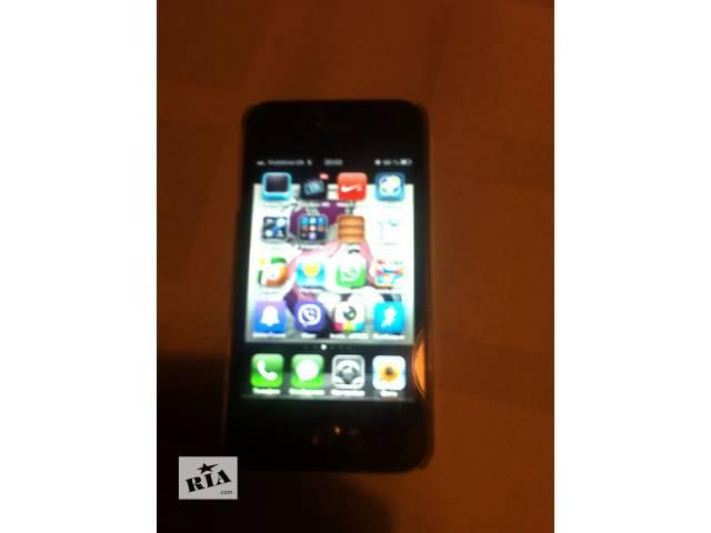 продам Продам айфон 4 чехол в подарок бу в Северодонецке