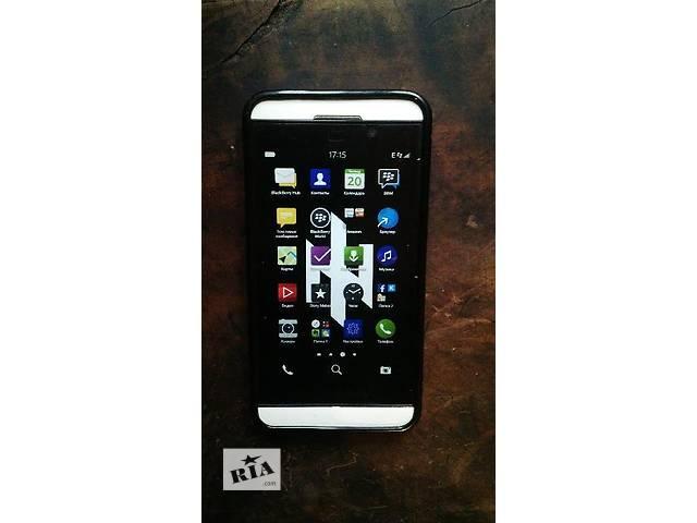 купить бу Продам BlackBerry z10 в Киеве