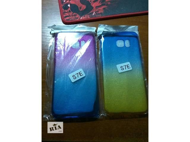 продам продам чехол и защитное стекло на Samsung Galaxy S7 Edge бу в Киеве