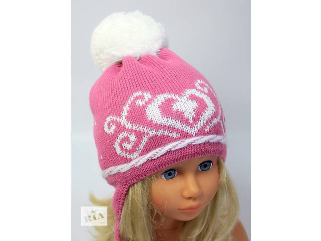 Продам демисезонные детские шапочки- объявление о продаже  в Светловодске