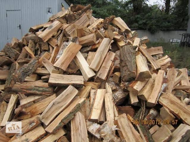 бу Продам дрова дубовые колотые. в Полтаве