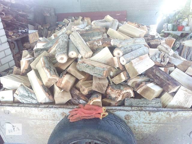 купить бу продам дрова тополя колотые  за 1.5 склада доставка и выгрузка по голой пристани и району бесплатная в Голой Пристани
