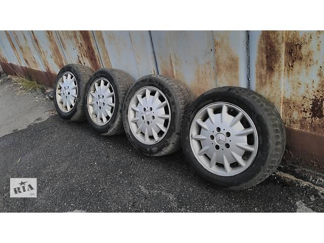 продам Продам диски Mercedes Оригинал R16 5x112 бу в Киеве