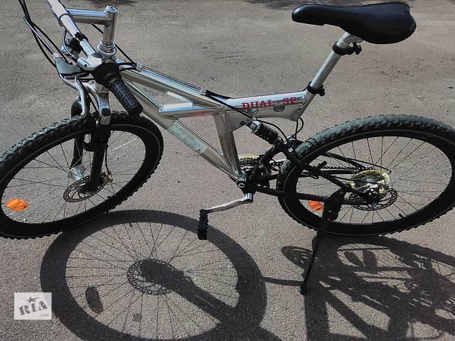 Продам импортный горный велосипед(алюмінь) размер колес 26'- объявление о продаже  в Дрогобыче