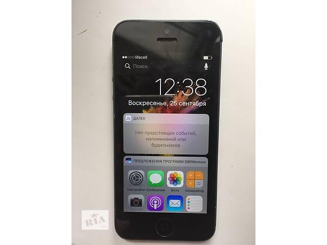 Продам iPhone 5,16- объявление о продаже  в Одессе