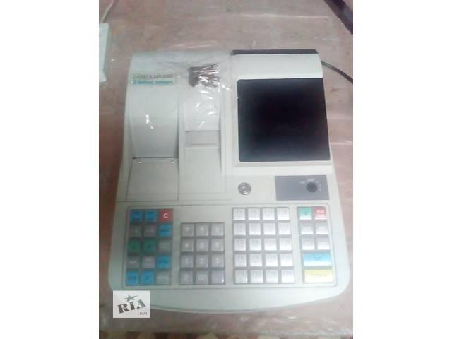Продам кассовые аппараты Datecs MP 550T б/у 2012 г. в. в рабочем состоянии- объявление о продаже  в Харькове