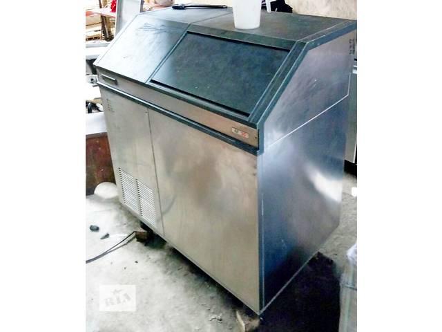 Продам ледогенератор бу чешуя для ресторана кафе бара. Льдогенератор бу от компании- объявление о продаже  в Киеве