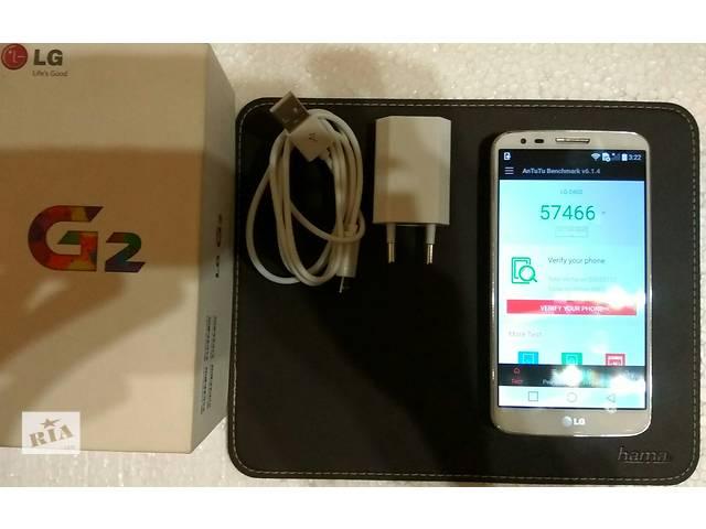 продам продам LG G2 16Gb Белый Госком бу в Харькове