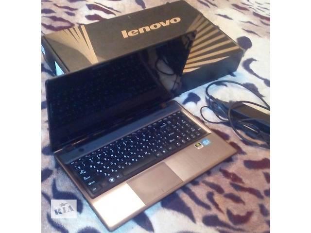 бу Продам ноутбук Lenovo Z580 в Харцызске