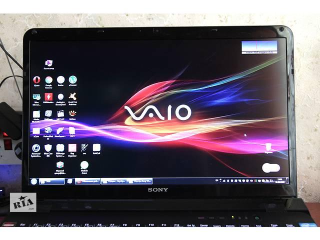 Продам   Ноутбук SONY VAIO SVE1712Z1RB (SVE1712Z1RB.RU3) Black- объявление о продаже  в Скадовске