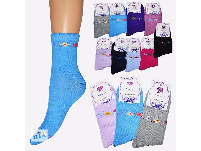 Продам оптом женские носки- объявление о продаже  в Одессе