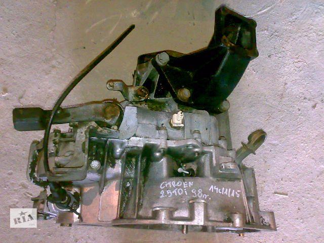 продам Продам оригинальную КПП на Citroen Jumper/Peugeot Boxer 2.5TD/2.5TDI бу в Луцке