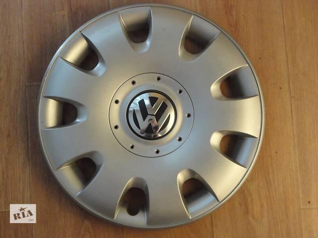 продам Продам Оригинальные колпаки на колеса Volkswagen Golf 5 R15 Фольксваген Гольф 5 R15 Оригинал 1Т0 601 147 бу в Киеве