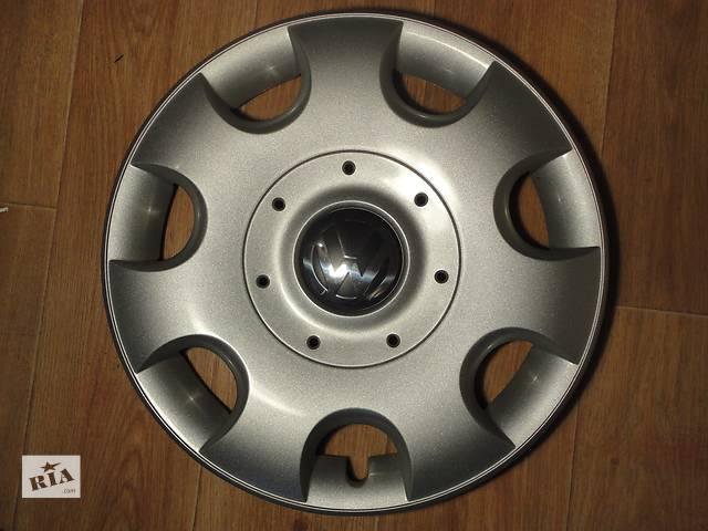 бу Продам Оригинальные колпаки на колеса Volkswagen Touran R16 ФольксВаген Туран R16 Оригинал 1T0 601 147B в Киеве