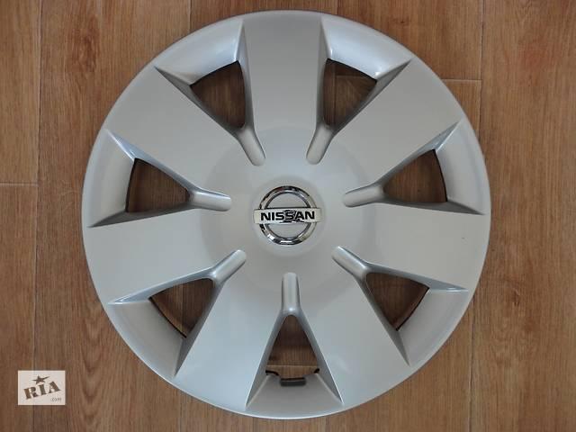 продам Продам Оригинальные колпаки на Nissan Note R15 Ниссан Ноут R15/2007г Оригинал- 403159И00А бу в Киеве