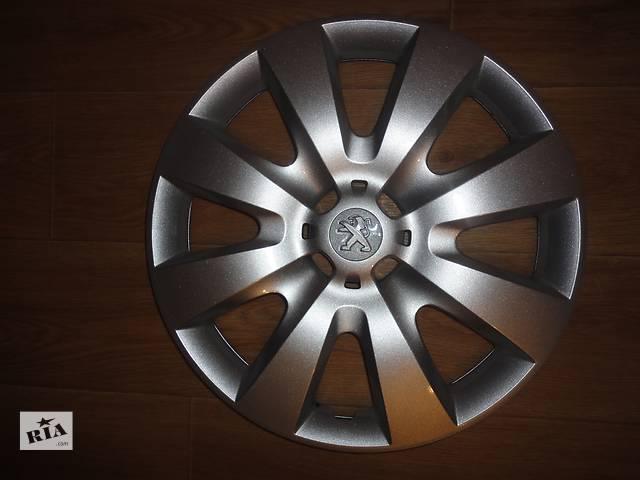 Продам Оригинальные колпаки на Peugeot 301 Пежо 301 R15/201г Оригинал PE-009.1Y.0- объявление о продаже  в Киеве