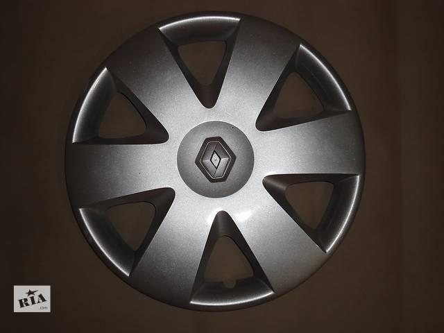 продам Продам Оригинальные колпаки на Renault (Рено) R15 Оригинал - 8200-313-607 бу в Киеве