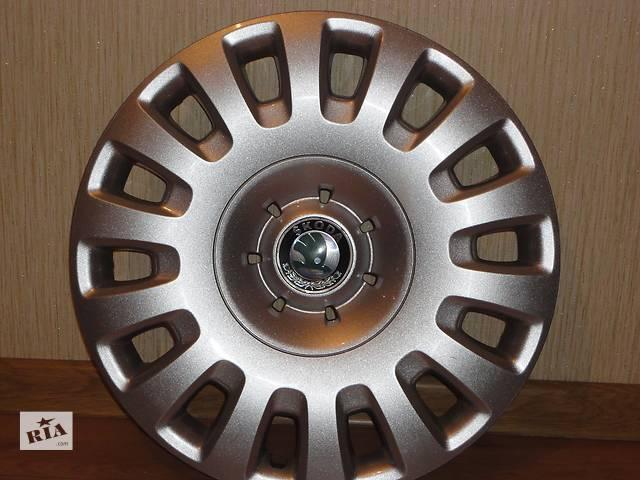 Продам Оригинальные колпаки на Skoda SuperB R16 Шкода СуперБ R16 Оригинал 3U0 601 147 C- объявление о продаже  в Киеве