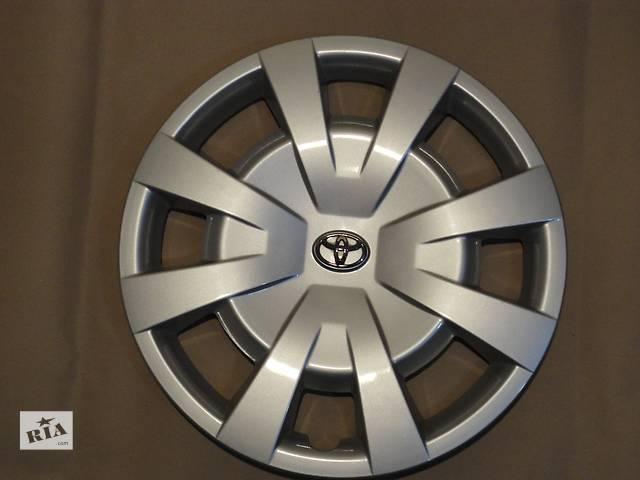 Продам Оригинальные колпаки Toyota Avalon Тойота Авалон R16 Оригинал 42602-05141- объявление о продаже  в Киеве
