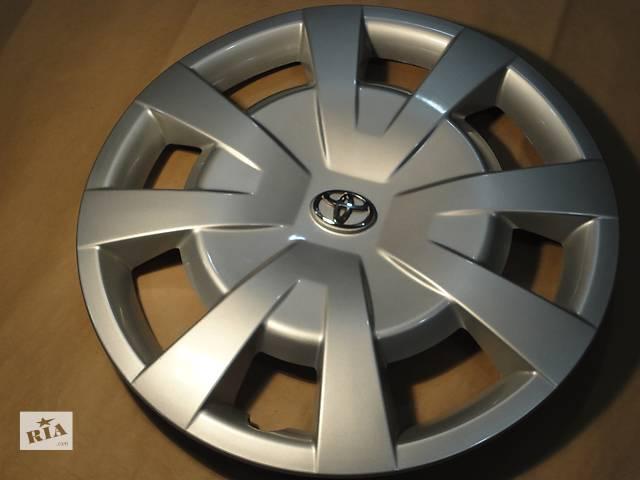 Продам Оригинальные колпаки Toyota Avensis Тойота Авенсис R16 Оригинал 42602-05140- объявление о продаже  в Киеве