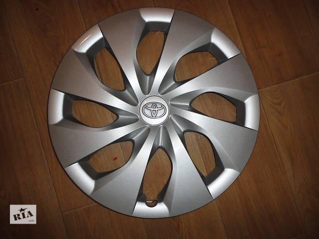 продам Продам Оригинальные колпаки Toyota Corolla Тойота Королла R16 Оригинал 42602-02410 бу в Киеве
