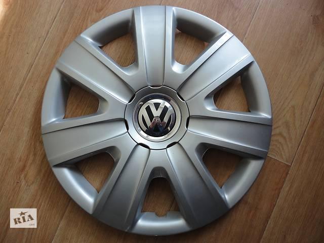 бу Продам Оригинальные колпаки Volkswagen Polo R14 Фольксваген Поло R14 Оригинал 6R0.601.147 в Киеве