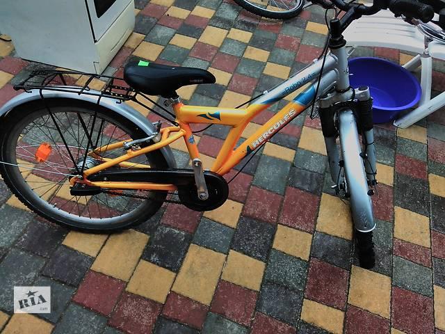 бу Продам подростковые велосипеды - алюмінь размер колес 24' в Дрогобыче