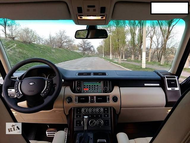 продам Продам салон автомобиля на Range Rover 2006-2010гг (4.2, 4.4, 3.6л) бу в Киеве