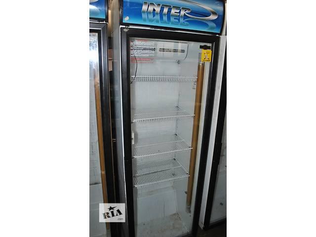 Продам шкаф холодильный бу для напитков со стеклом. Бу  холодильный шкаф- объявление о продаже  в Киеве