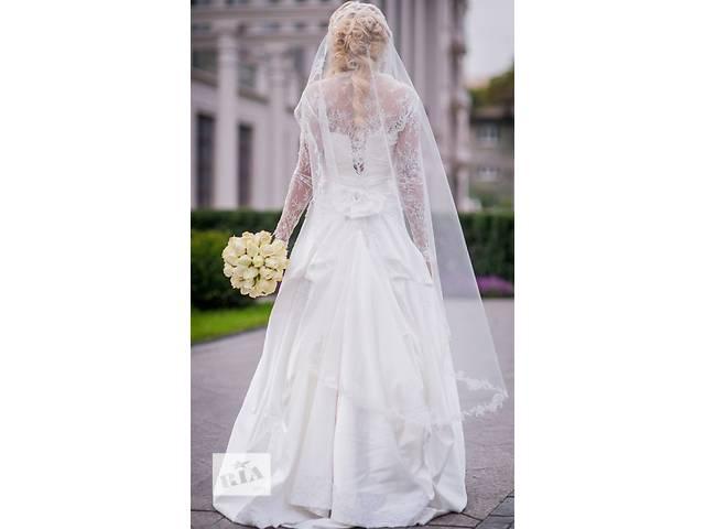 купить бу Продам шикарное свадебное платье!!! в Мариуполе (Донецкой обл.)